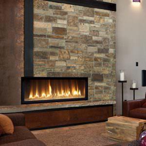 4415 HO GSR2 Linear Gas Fireplace