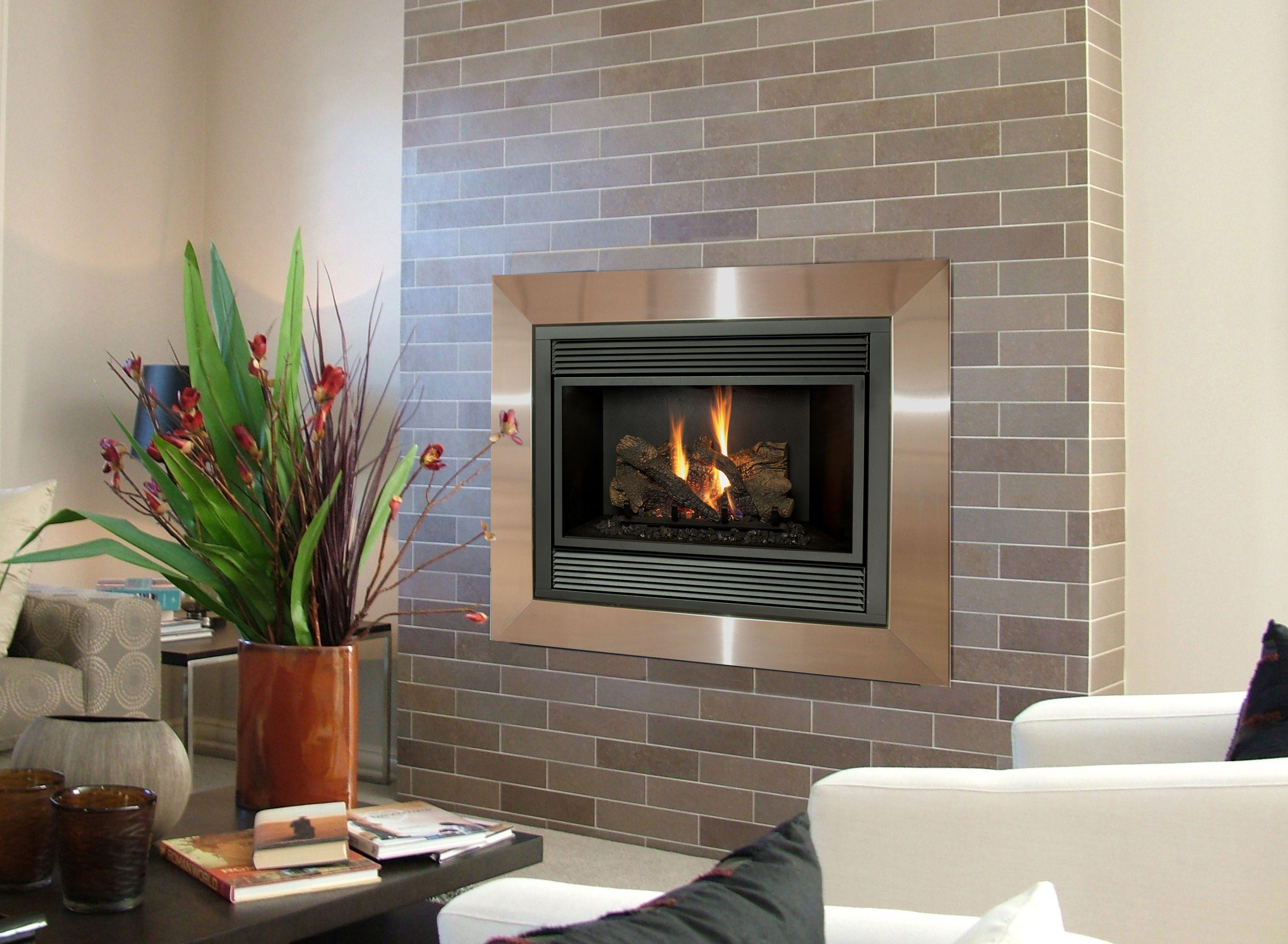 Fireplace Xtrordinair 564 Space Saver Gas Fireplace
