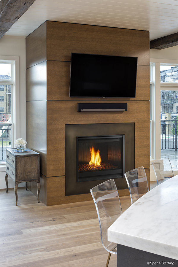 Heat Amp Glo 8000 Modern Gas Fireplace H2oasis