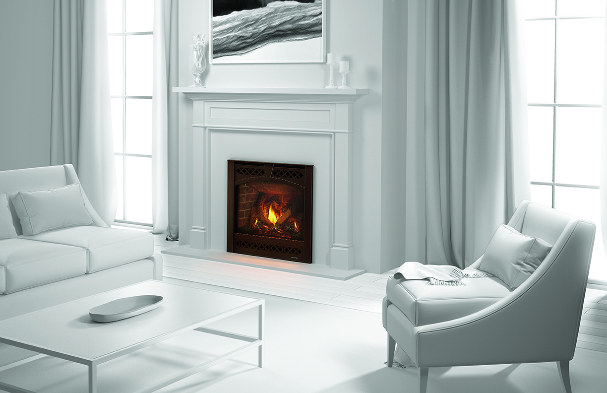 Heat Amp Glo Slimline Series Gas Fireplace H2oasis