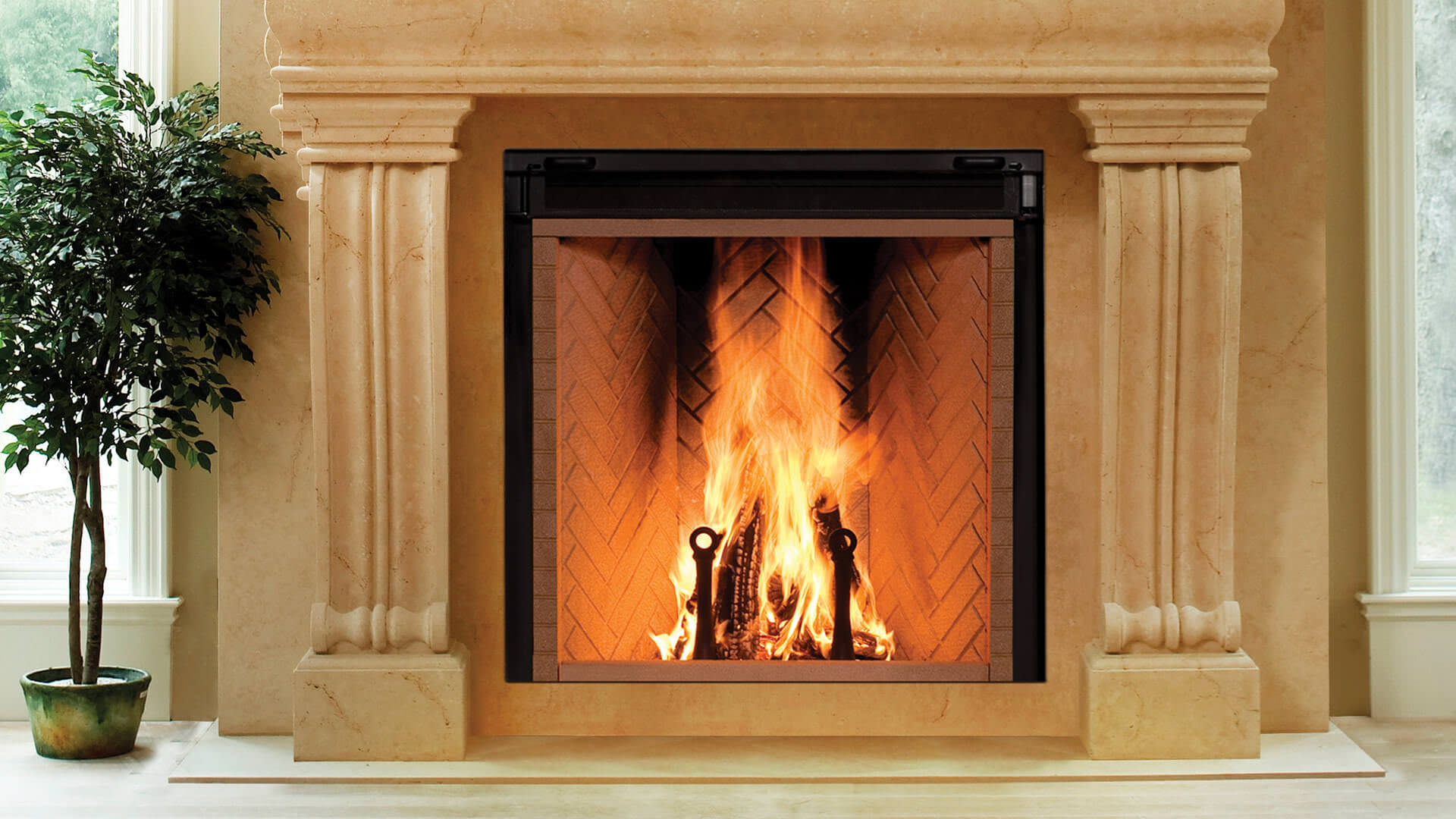 renaissance fireplaces rumford 1500 wood burning