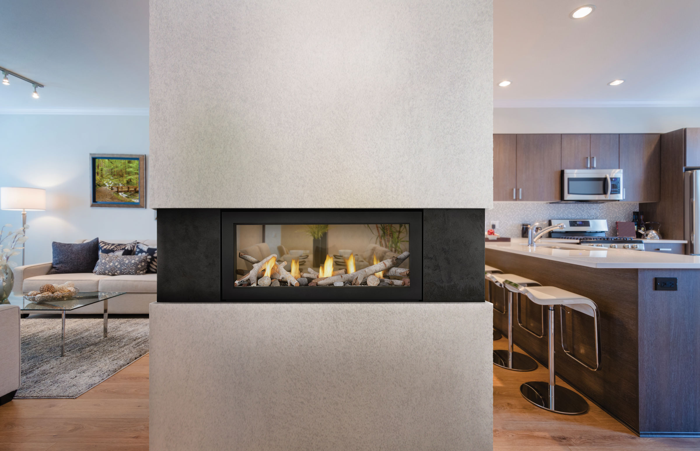 en fireplaces you gas stoves direct your vent products can traditional home wood a inserts learn fireplace regency into incorporate how