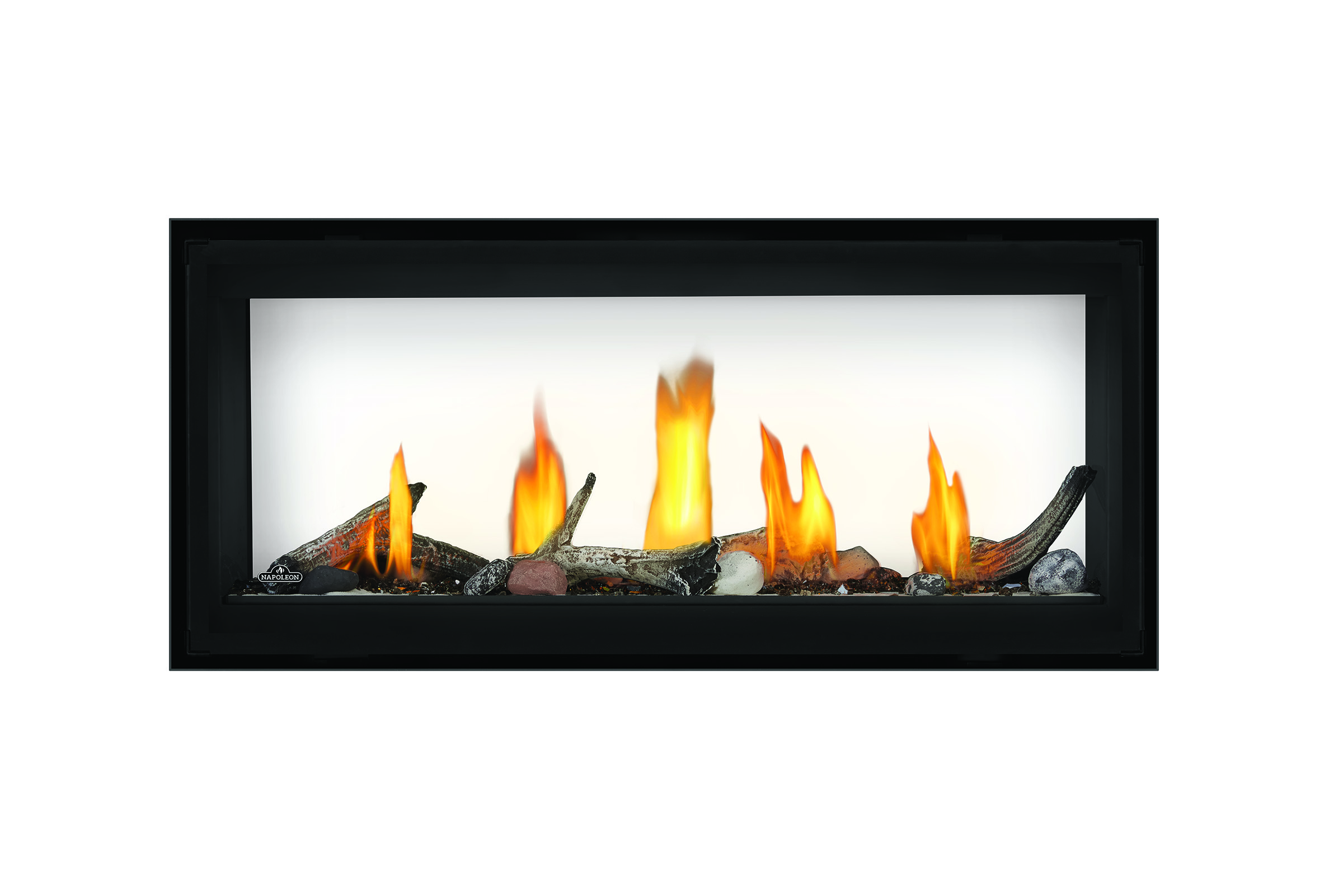 Napoleon Luxuria Series 38 Linear Gas Fireplace H2oasis