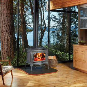 Lopi Rockport Wood Stove109061