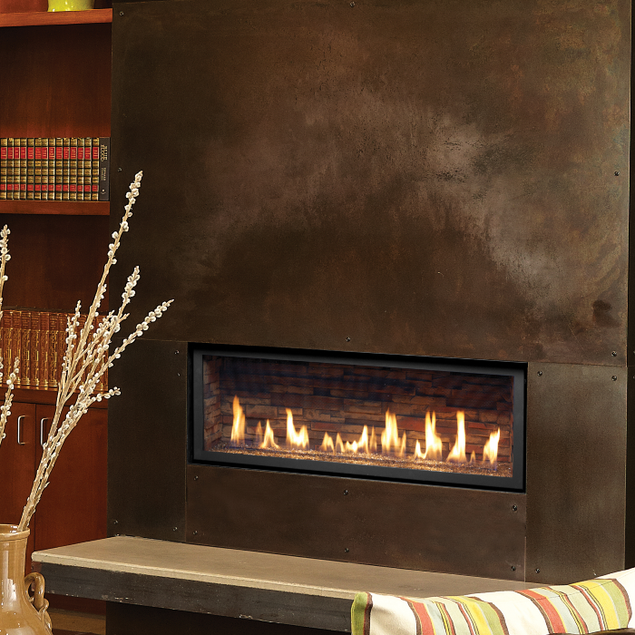4415 HO gas fireplace