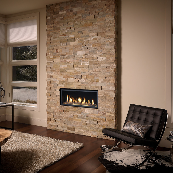 3615 HO gas fireplace