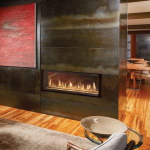 4415 HO See-Thru gas fireplace