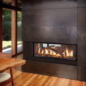 4415 HO See-Thru gas fireplace