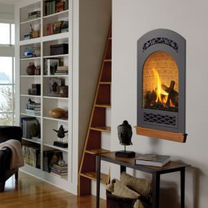 Bed & Breakfast gas fireplace