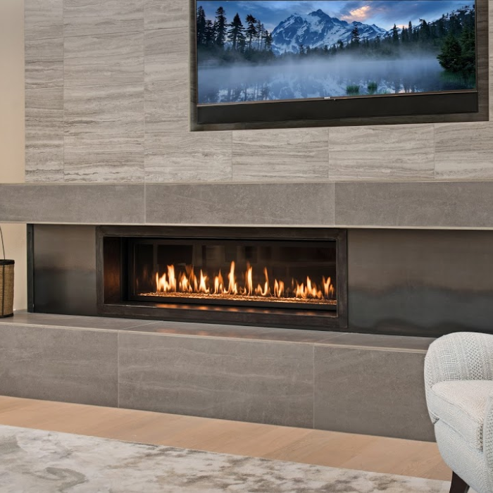 6015 HO gas fireplace