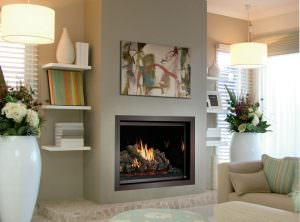 864 TRV 31K Clean Face Gas Fireplace