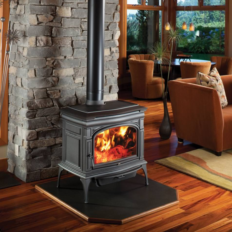 Lopi Cape Cod New Iron Wood Stove