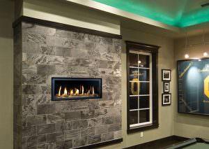 3615 HO GSR2 Gas Fireplace