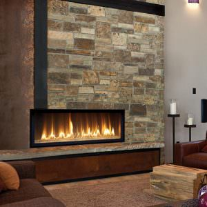 4415 HO GSR2 Linear Gas Fireplace
