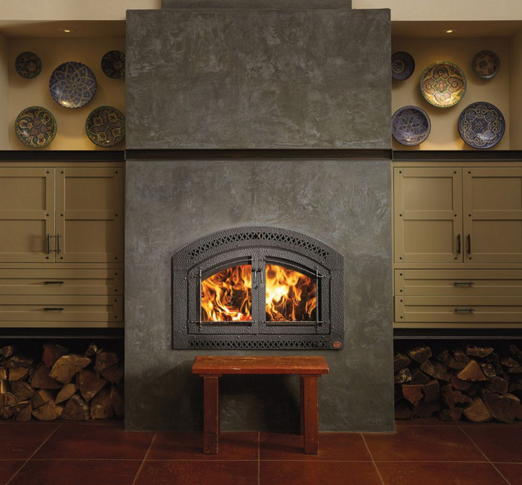 Fireplace Xtrordinair 44 Elite Wood Fireplace H2oasis