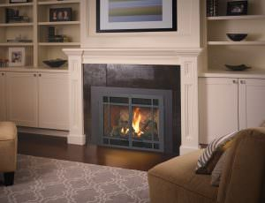 FPX 34 DVL Gas Fireplace Insert