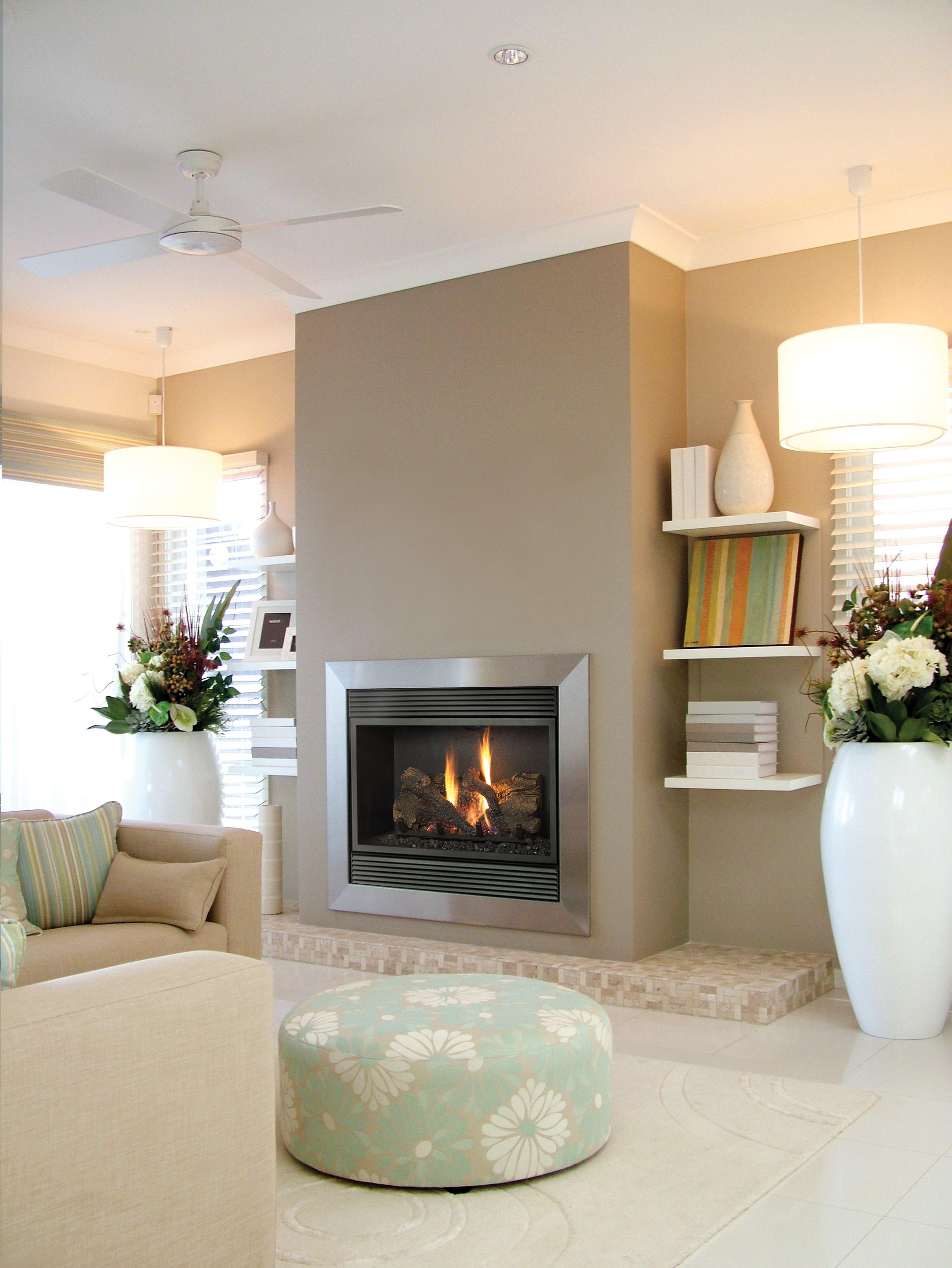 Fireplace Xtrordinair - 564 Space Saver Gas Fireplace ...