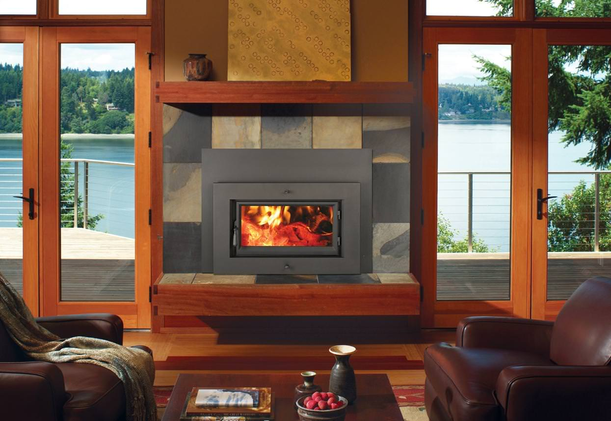 Fireplace Xtrordinair - Flush Wood Insert - H2Oasis