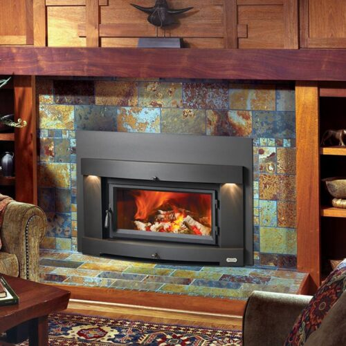 Avalon Flush Wood Plus Wood Insert