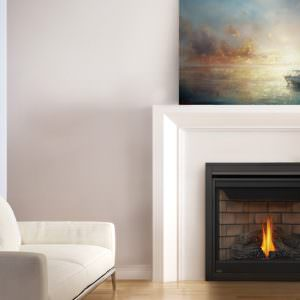 Napoleon Ascent 35 - B35 direct vent gas fireplace