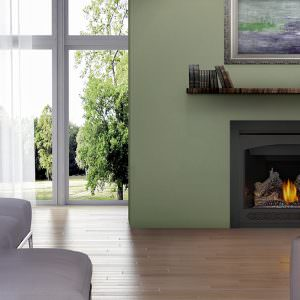 Napoleon B36 Ascent 36 Direct Vent Gas Fireplace
