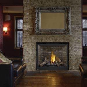 napoleon u2013 high definition x 40 gas fireplace - Napoleon Fireplaces