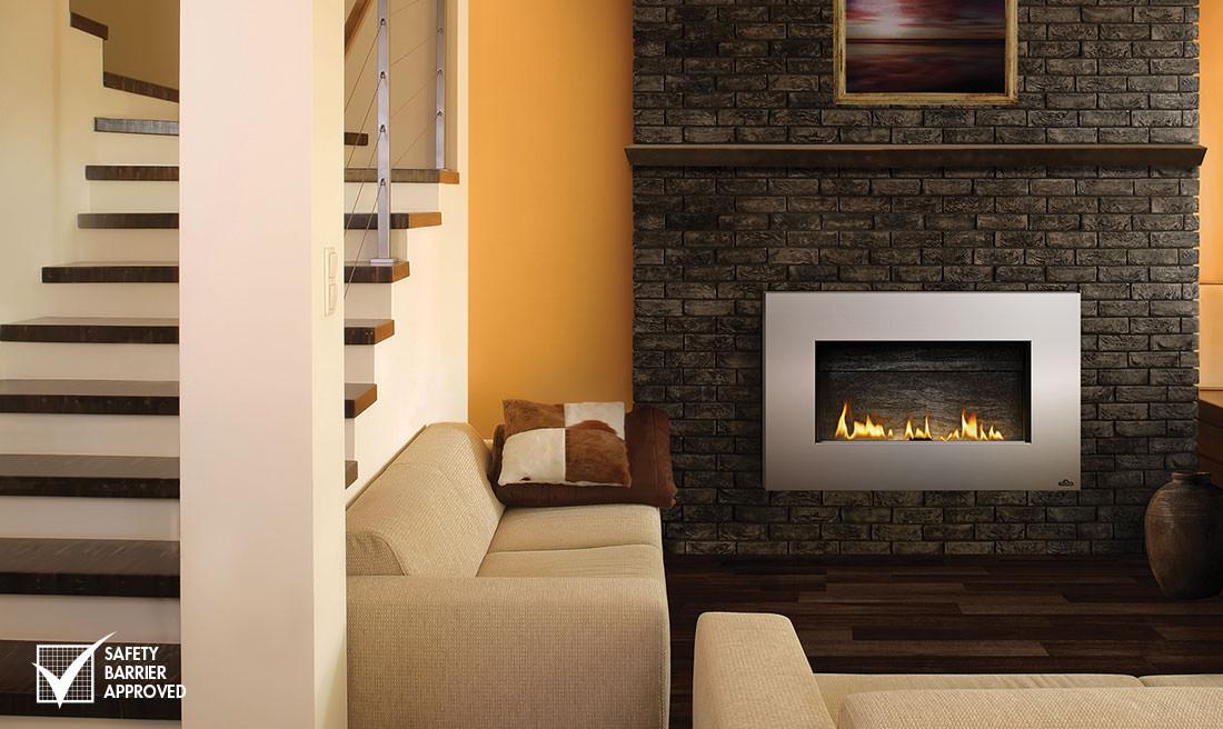 Napoleon Plazmafire 31 Gas Fireplace H2oasis