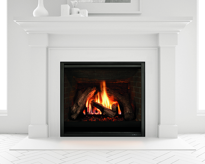 Heat Glo 6000 Series Gas Fireplace H2oasis