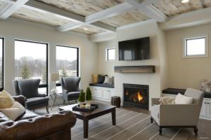 8000CL Gas Fireplace