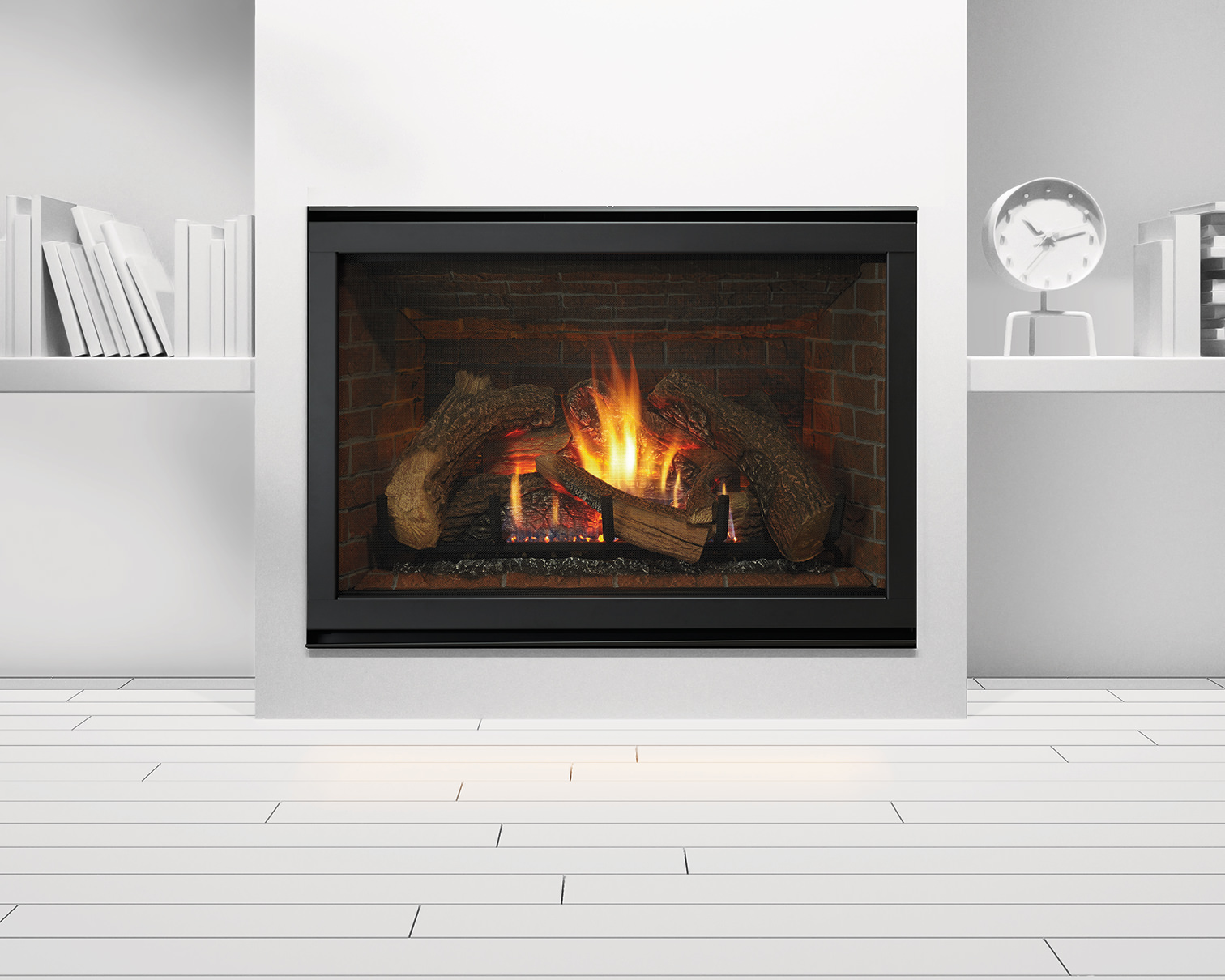 heat u0026 glo 8000 series gas fireplace h2oasis