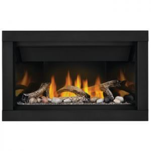 Ascent Linear 36 gas fireplace