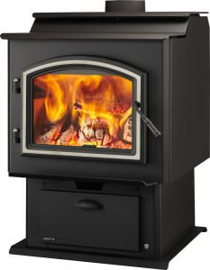 Adventure II wood stove
