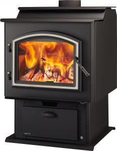 Quadra-Fire Adventure II wood stove