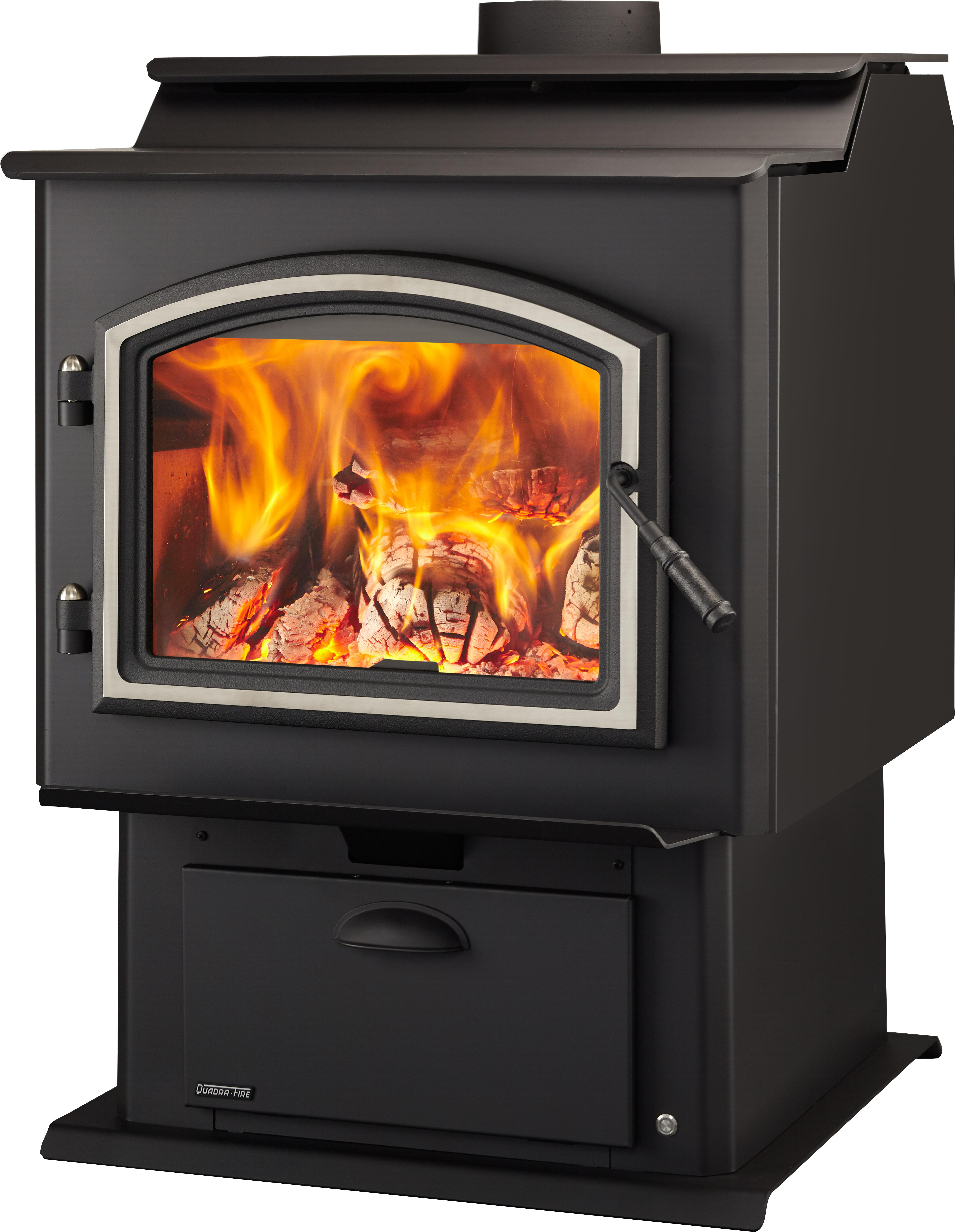 Quadra Fire Adventure Ii Wood Stove H2oasis