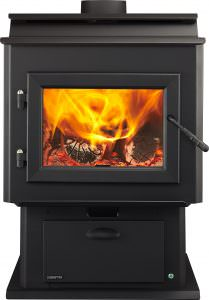 Quadra-Fire - Adventure II wood stove