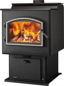 Adventure III wood stove