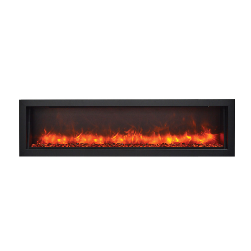 Amantii – Panorama Series BI 60 Slim Electric Fireplace 1