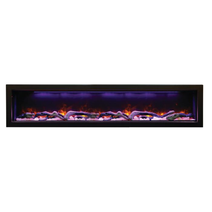 Amantii – Panorama Series BI 72 Deep Electric Fireplace 1
