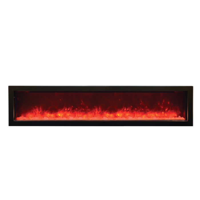 Amantii – Panorama Series BI 72 Slim Electric Fireplace