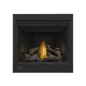Ascent 35 gas fireplace