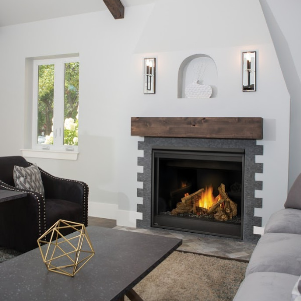 Ascent 42 gas fireplace