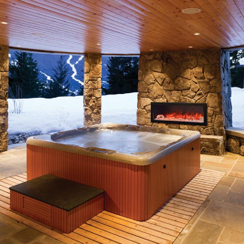 BI 40 Slim Hot tub 1