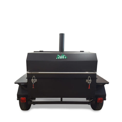 Big Pig Trailer Rig Prime WiFi grill