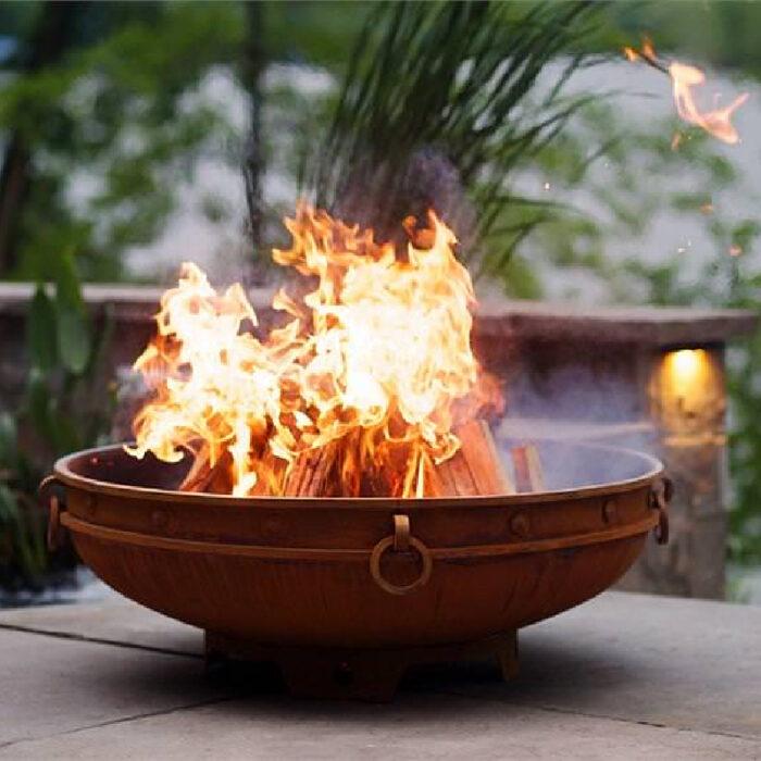 Emperor Fire Pit Art 4