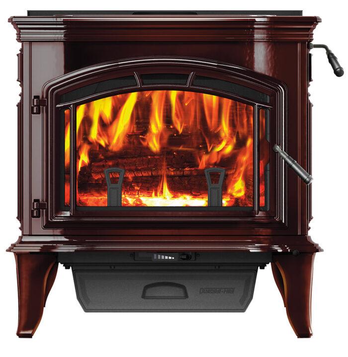 Explorer III wood stove