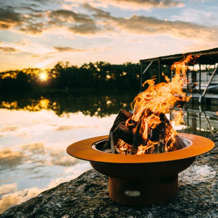 Fire Pit Art Magnum 1