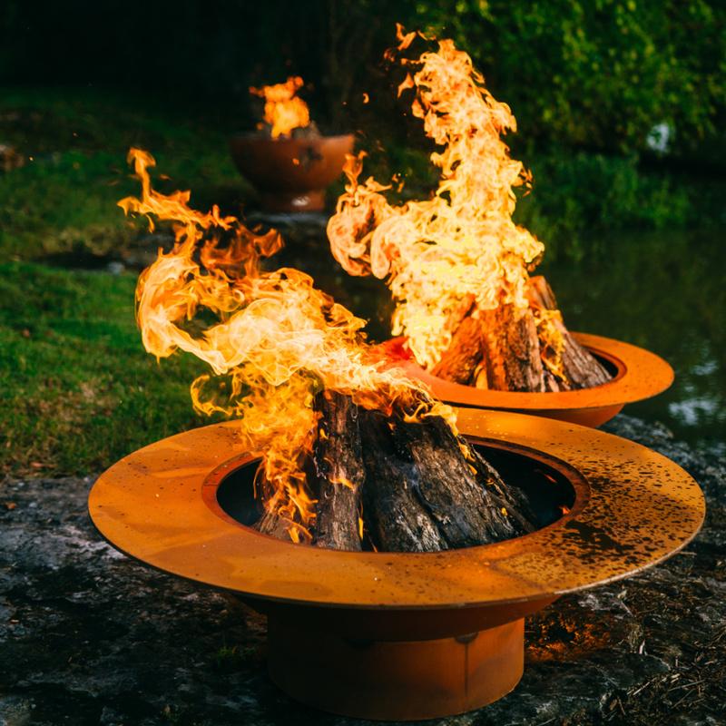 Fire Pit Art Magnum 3