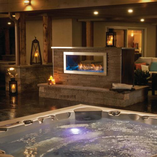 Galaxy GSS48ST lifestyle hot tub Full Size 1