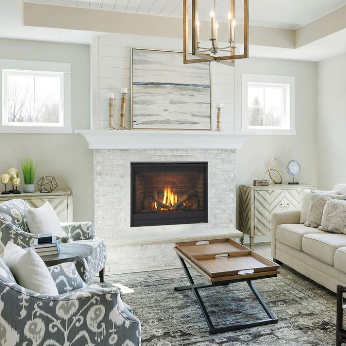 Heat Glo SlimLine Fireplace image 1