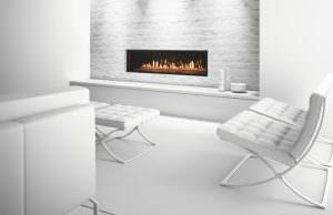 MEZZO 60 gas fireplace